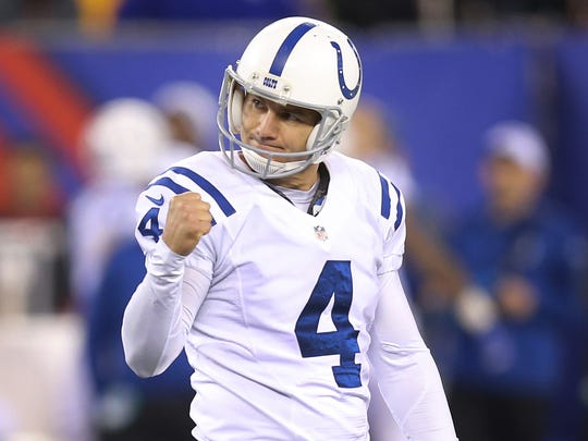 Are Indianapolis Colts kicker Adam Vinatieri's 2,253 career points hall of fame worthy?