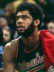 Kareem Abdul-Jabbar: six-time NBA MVP