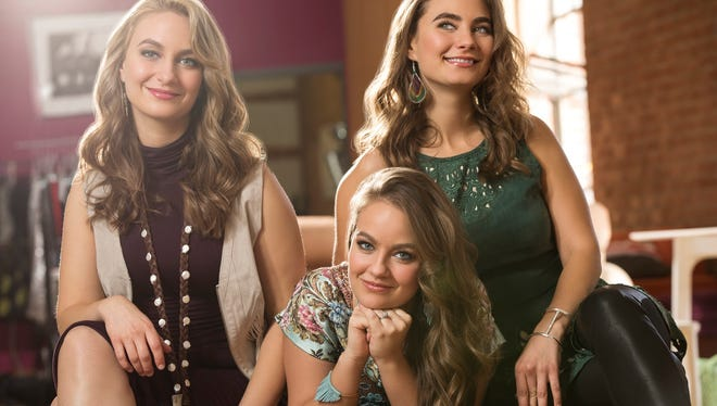 The Quebe Sisters play Southgate House Revival Sunday.
