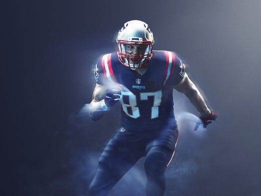 Nfl S Color Rush Jerseys To Remain An Option