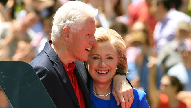Former President Bill Clinton will be in metro Detroit next month campaigning for his wife, Hillary Clinton, in her run for president.