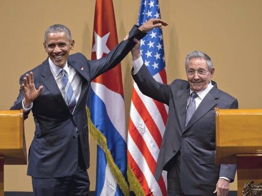 Raul Castro,Barack Obama