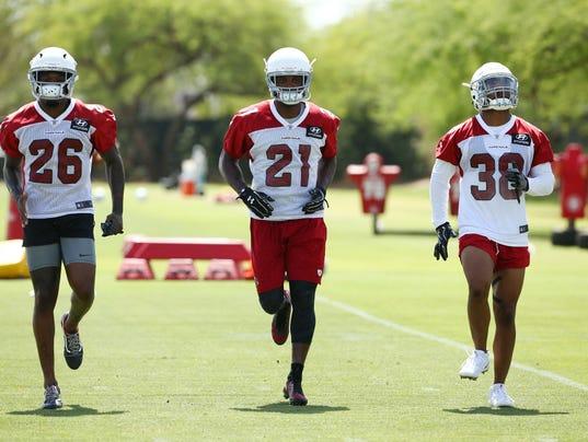 Arizona Cardinals OTAs