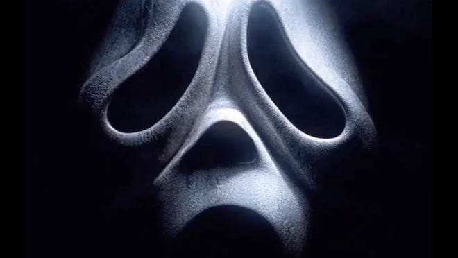 """A new poster for """"Scream"""" accompanied the Jan. 14, 2022 release date announced Friday."""