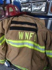 Spring Valley firefighters use gear donated by other