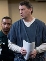 Circuit Judge Kevin Carroll, found Dr. Adam Frasch competent to stand trial during a hearing Friday morning Oct. 17, 2014.