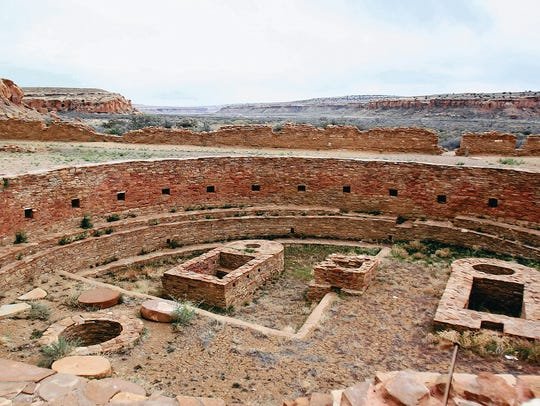 An oil and gas industry group's spokesman said new legislation to protect cultural resources at Chaco Culture National Historical Park are unnecessary due to existing regulations and practices. Part of the park is seen in this 2013 file photo.