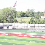 Along with a list of other changes, Princeton High School will unveil its new field turf and track later in August.