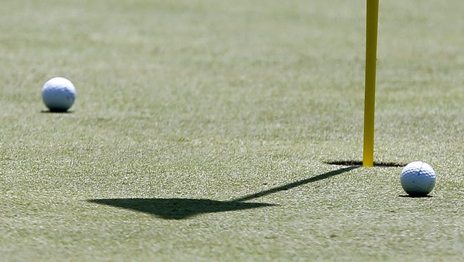 Golf balls are among the many products that may be made from oil.