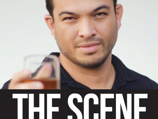 The Scene logo Jason JD Iriarte