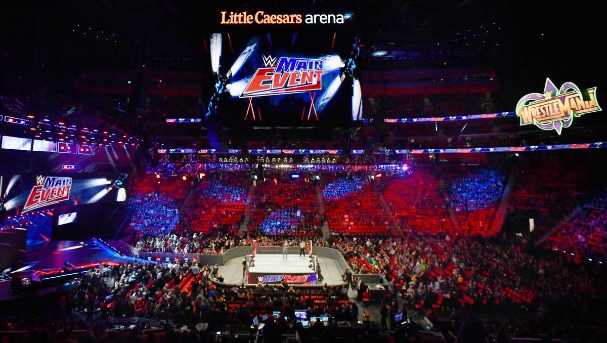 World Wrestling Entertainment bringing 'Raw' to Little Caesars Arena