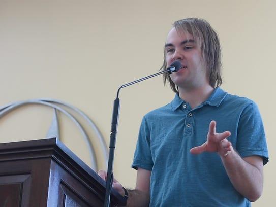 Lynn Gable, age 23, talks about his lifelong transgender