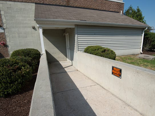 Brightway Commons apartment complex in Milford has