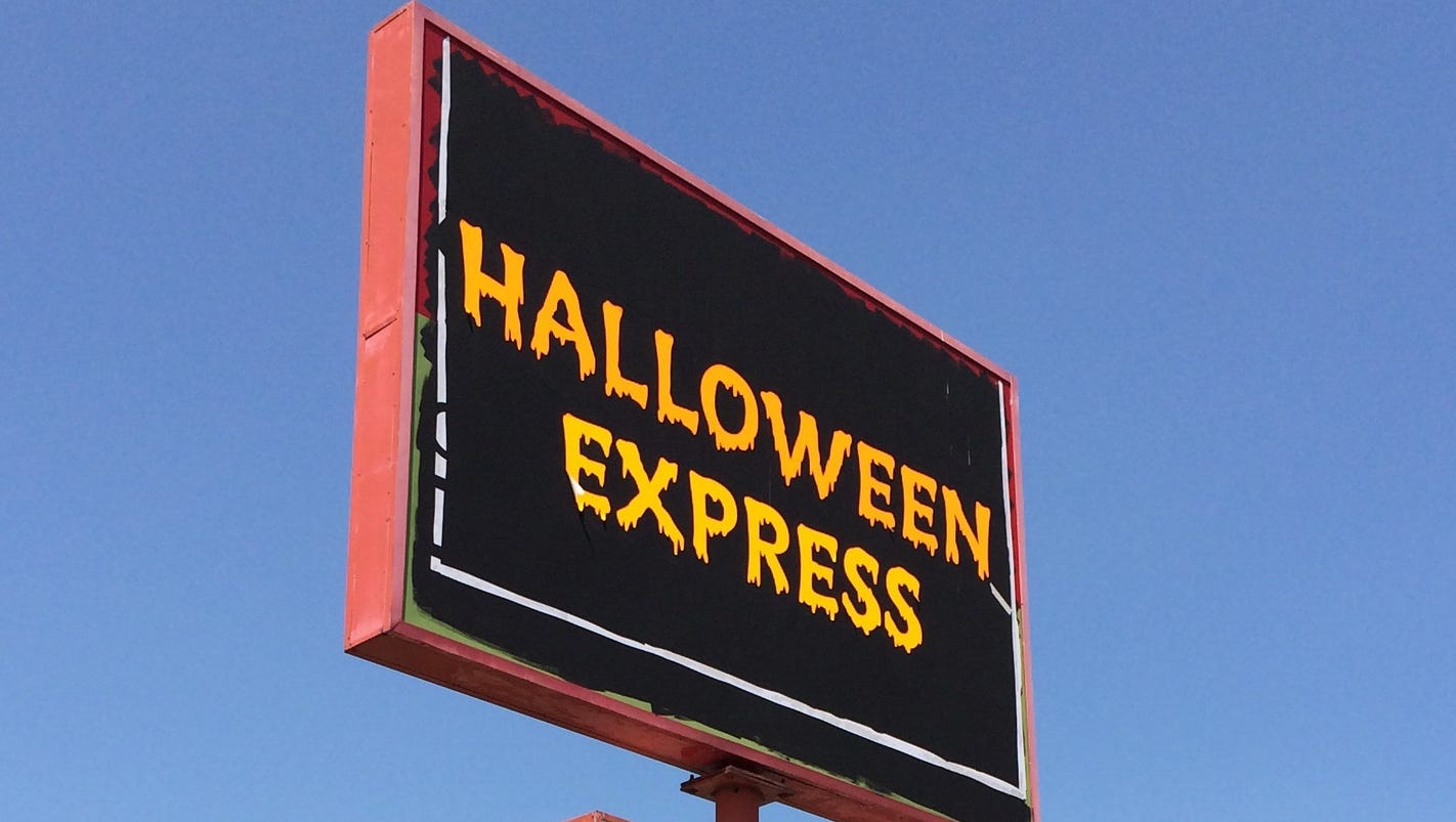 The Buzz No Halloween Express This Year