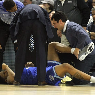 Seton Hall basketball: With Pirates leading, slick floor forces embarrassing postponement