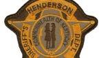 Henderson County Sheriff's Office.