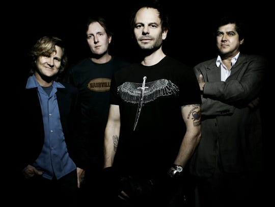 The Gin Blossoms will perform at Paramount Hudson Valley,