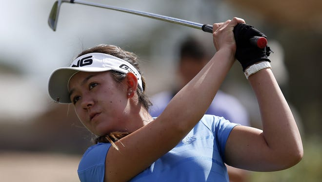 Chandler Hamilton High 16-year-old Hanna O'Sullivan won the Gateway Classic at Longbow Golf Club in Mesa, becoming the youngest winner in Symetra Tour history on Sunday, Feb. 22, 2015.