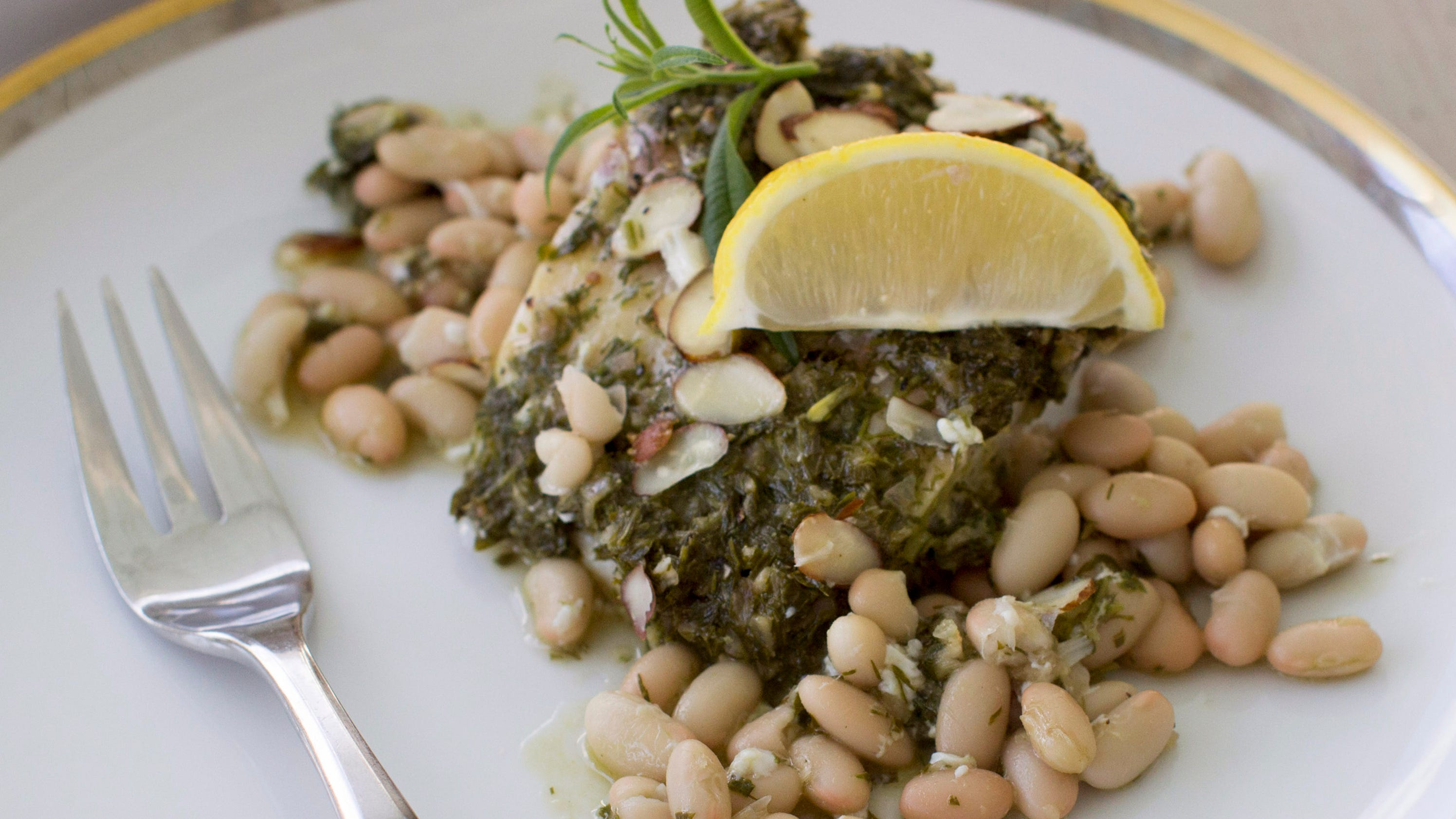 Recipe baked white fish in parsley sauce for White fish sauce recipe