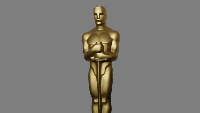 The Academy Award statue, nicknamed Oscar