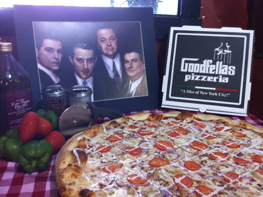 Goodfellas Pizzeria.
