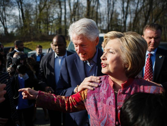 What Are We Going To Call Bill Clinton If Hillary Is
