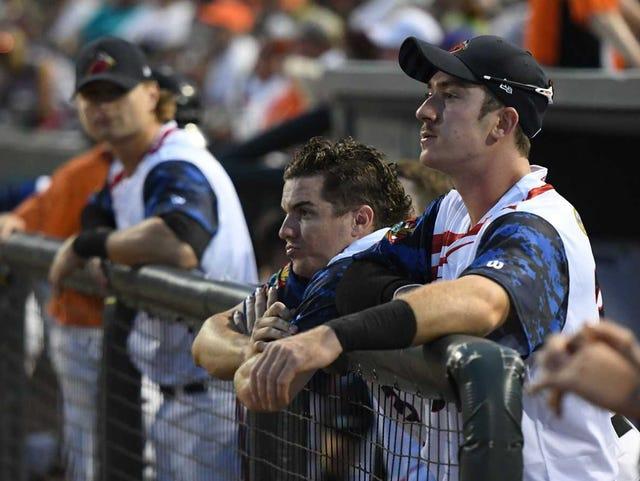 Orioles' top picks battle for Delmarva Shorebirds' shortstop position