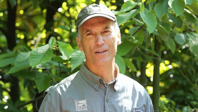 Thane Maynard, director of the Cincinnati Zoo and Botanical Garden