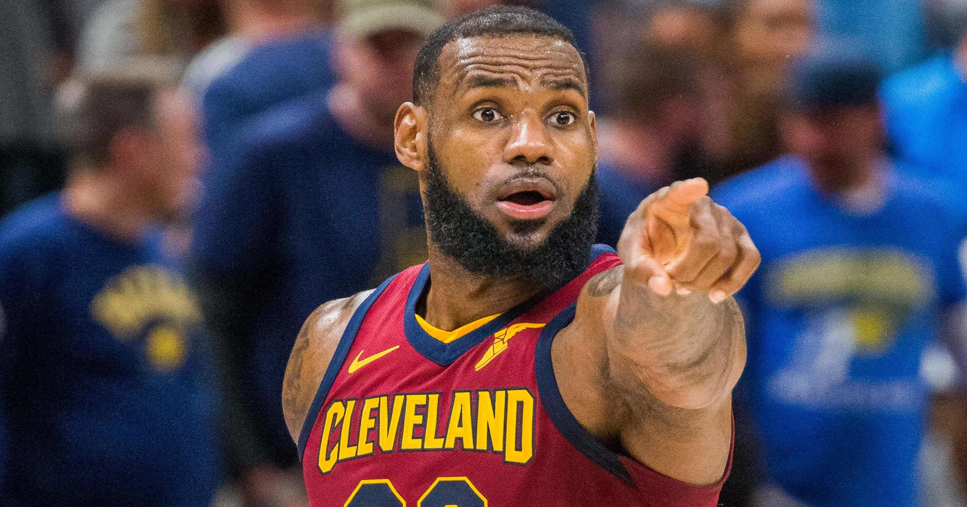 c3d23a6e972 Dan Gilbert thanks LeBron James in classy farewell letter