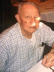James Edward Arensdorf, 82, has been missing since Feb. 18.