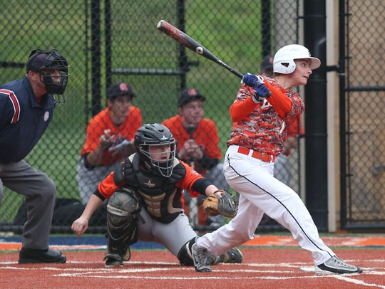 Briarcliff defeated Croton 10-1 in boys baseball action