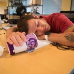 More than 40 percent of adults between the ages of 18 and 49 achieve fewer than six hours of sleep per night.