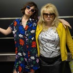 """Dakota Johnson (left) is Alice and Rebel Wilson is Robin in """"How to Be Single,"""" due out Tuesday on DVD."""
