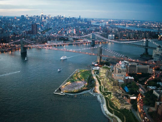 The new 1 Hotel Brooklyn Bridge will debut this year.