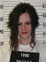 Christa Pike sits on death row for the killing of Colleen