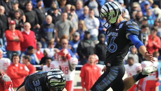 Jake Elliott said he's ready to compete for a starting spot with the Cincinnati Bengals.