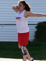 SJCC's girls earned their third consecutive conference