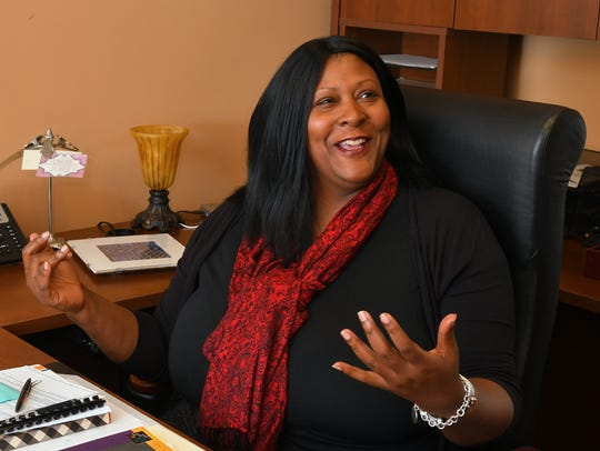 Kathleen N. Spears PhD., is the new Executive Director