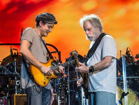 John Mayer, Bob Weir