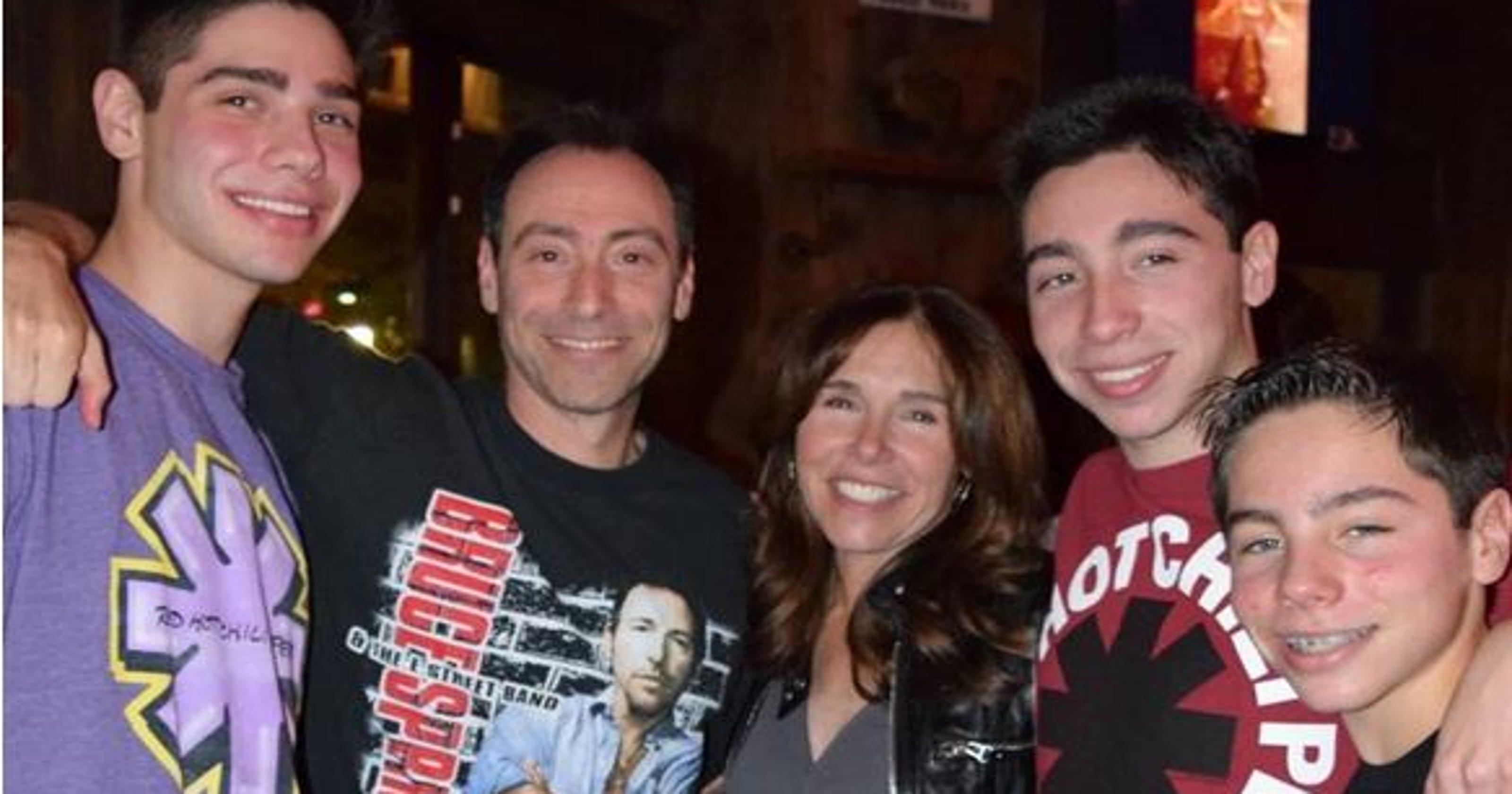 Steinberg memories, new details on New Year's Eve Costa Rica crash