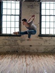 At 20 years old, Cincinnati Ballet apprentice Daniel