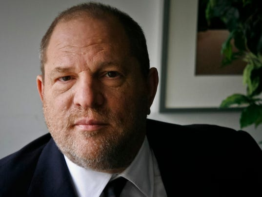 AP HARVEY WEINSTEIN LAWSUIT A FILE ENT USA NY