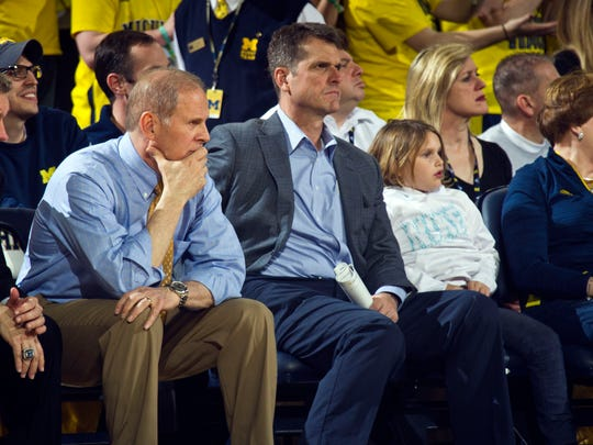John Beilein is unaffected by the hype generated by Jim Harbaugh at Michigan.