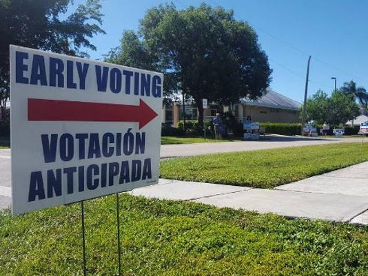 MI early voting