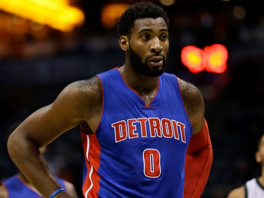 It's expected Pistons center Andre Drummond will agree