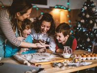 Family traditions make the holiday season merrier
