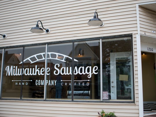 Milwaukee Sausage Co. started out in 2016 as a farmers market vendor. Mark Maciejewski opened the shop with Jeff Marquardt on June 2; the grand opening was June 9.