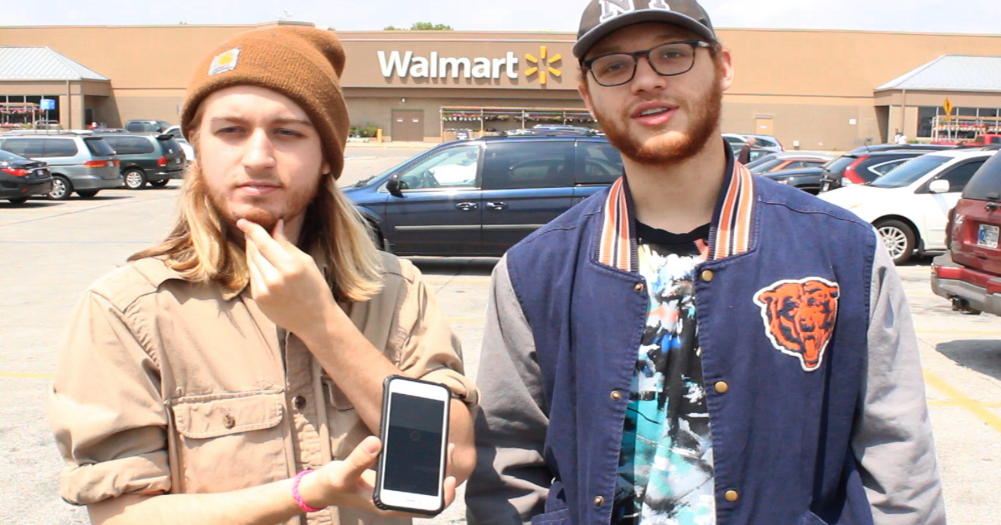 Students Go 48 Hours In Walmart Without Going Insane Getting Arrested