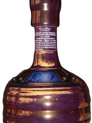 Utopias 2015, from Boston Beer Co. in Boston, is 28% ABV.