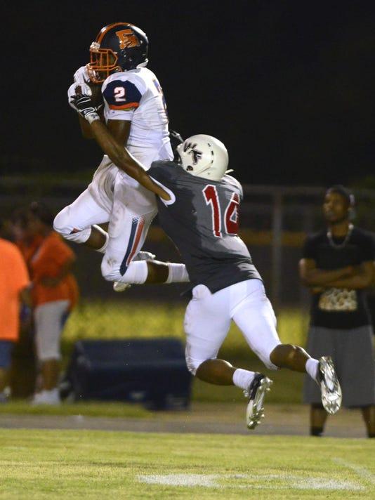 Escambia High School football defeats West Florida 16-7
